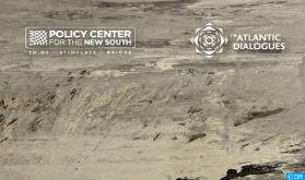 """PCNS: La crise du covid-19 vue depuis l'Atlantic Sud, thème du 7ème rapport """"Atlantic Currents"""""""