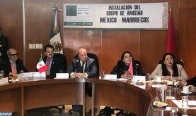 Création d'un groupe d'amitié Mexique-Maroc au sein de la Chambre des députés mexicaine