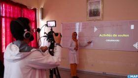 Enseignement à distance: L'AREF de Dakhla Oued Eddahab produit 87 cours numériques