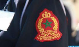 Salé : Les éléments de la police contraints d'utiliser leurs armes de service pour interpeller un repris de justice (DGSN)