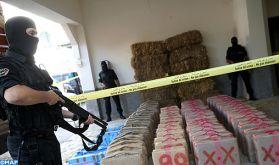 Fès: Interpellation d'un chauffeur de camion impliqué dans un réseau de trafic de drogue
