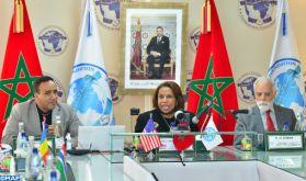 """Une membre éminente du parti démocrate américain salue à Rabat le rôle """"important"""" du Maroc pour rassembler l'Afrique"""