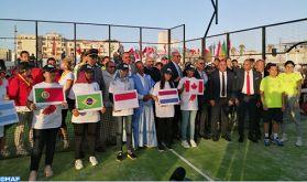 Coup d'envoi à Dakhla de la 1ère édition de la Coupe intercontinentale du Padel