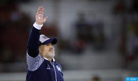 Décès de Diego Maradona: le monde du sport pleure la légende du foot