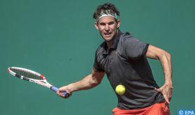 Tennis: Thiem organisera un tournoi mi-juillet en Autriche