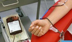Agadir: Forte adhésion de la famille de la justice à une opération de don de sang
