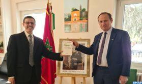 Sahara: un député français appelle à une solution dans le cadre du plan d'autonomie proposé par le Maroc
