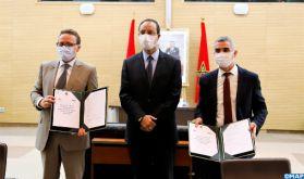 Recherche scientifique: Partenariat entre l'Ecole Hassania et des entreprises publiques