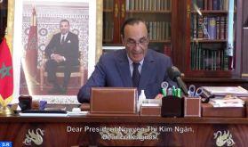 M. El Malki met en avant le rôle de la diplomatie parlementaire dans l'établissement de passerelles entre les pays et les peuples