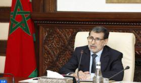 M. El Otmani salue l'élan de solidarité remarquable des Marocains face au coronavirus
