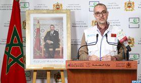 Covid-19: 71 nouveaux cas confirmés au Maroc, 534 au total