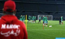 Qualifications africaines au Mondial-2022 (Groupe I) : Le Maroc s'impose face au Soudan (2-0)