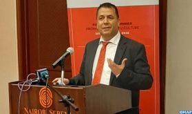 Forum sur le panafricanisme à Nairobi: M. Ghambou souligne le ferme engagement du Maroc dans la consolidation de l'Unité africaine