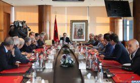 Rabat: Les préparations aux prochaines élections au centre d'une réunion de M. El Otmani avec les partis politiques représentés au parlement