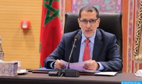 M. El Otmani appelle à concentrer les efforts de tous les secteurs pour faire face aux répercussions du coronavirus