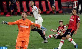 Liga (Séville/Majorque) : En-Nesyri buteur sur une passe décisive de Bounou