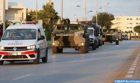 Sidi Kacem: Mobilisation pour un bon déroulement de l'état d'urgence sanitaire