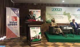 """La FAAPA, née d'une """"exigence éthique et morale"""""""