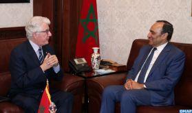 """Les Etats-Unis """"déterminés"""" à raffermir leurs relations avec le Maroc"""