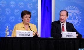 La croissance mondiale en 2020 sera inférieure au niveau de 2019 à cause du Coronavirus (FMI)