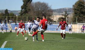 """Botola Pro D1 """"Inwi"""" (1ère journée): Le Chabab Mohammedia s'impose à domicile face au FUS de Rabat (2-0)"""