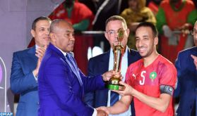 CAN de Futsal à Laâyoune: Le Maroc sacré champion