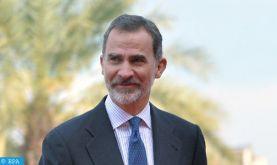 Le Roi Felipe VI d'Espagne dissout le Parlement