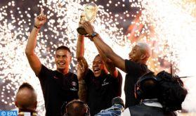 Les Bleus, champions du monde en titre, à la conquête d'un nouveau sacre