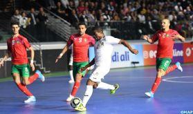CAN Futsal 2020 à Laâyoune: Le Maroc en demi-finales en battant (8-1) la Guinée équatoriale