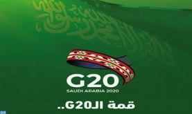Ouverture à Riyad du sommet virtuel du G20 sous la présidence de l'Arabie Saoudite