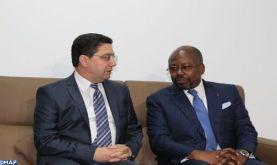 Réunion ministérielle du Maroc et de 12 pays du Pacifique, le 22 février à Laâyoune (M. Bourita)