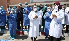 Covid-19 : 76 nouveaux cas guéris au Maroc, 669 au total