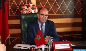 La Chambre des conseillers a approuvé 444 textes au cours de l'actuelle législature (M. Benchamach)