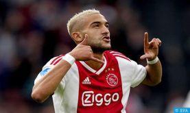 Ajax Amsterdam: L'international marocain Hakim Ziyech élu joueur de l'année