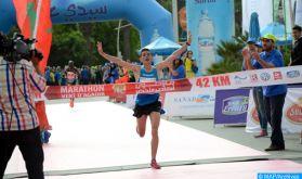 Hamza Sahli, un marathonien ambitieux pour graver son succès aux JO de Tokyo