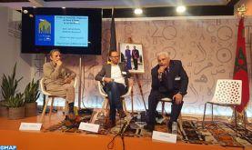 Les valeurs de tolérance et de coexistence au Maroc mises en exergue lors d'une conférence à la foire du livre de Bruxelles