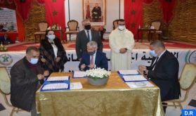 Settat: Signature d'une convention collective en matière d'éducation et de formation