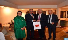 Les opportunités d'investissement au Maroc présentées à des hommes d'affaires chiliens