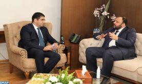 Maroc-Libye : Entretiens sur le renforcement de la coopération en matière de promotion de la jeunesse