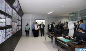 Des diplomates s'informent des efforts du Maroc en faveur du milieu carcéral