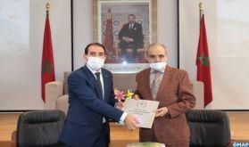 Partenariat entre l'institution du Médiateur du Royaume et l'OAPAM