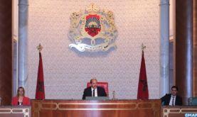 Élection de Naam Miyara nouveau président de la Chambre des conseillers