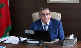Le Conseil de gouvernement examine les grandes lignes de son programme