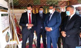 Province de Chefchaouen: M. Akhannouch lance et visite des projets de développement agricole, rural et de la pêche maritime