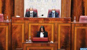 PLF-2022: Principaux chiffres de l'intervention de Mme Fettah Alaoui devant le Parlement