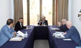 7è Congrès Mondial des Agences de Presse : les membres du Conseil des agences de presse tiennent leur première réunion préparatoire à Marrakech