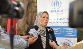 Le Maroc, une terre d'accueil, de partage et de refuge (Mme Ibn Ziaten)