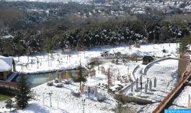 Chutes de neige, temps froid et fortes rafales de vent du mercredi au samedi dans plusieurs provinces