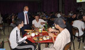 """Béni Mellal: Lancement de """"Iftar en internat"""" au profit des élèves des zones rurales"""