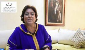 """""""Moi et la poésie"""": La journaliste Ismahane Ammour appelle à renforcer la place de la poésie dans la radio"""